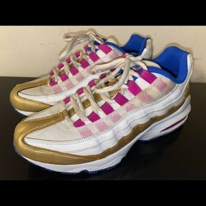 Nike Air Max 95 Peanut Butter & Jelly Size 8